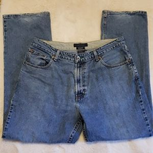 Tommy Hilfiger Relaxed Fit Blue Jeans